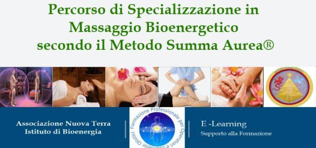 Questo Percorso di specializzazione, unico nel suo genere, permette di acquisire le nozioni fondamentali per poter praticare in modo pratico, autonomo e consapevole il massaggio Bioenergetico creando una connessione armonica […]